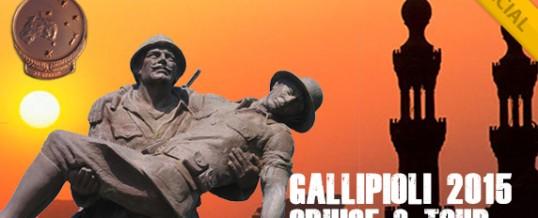 Gallipoli 2015 Cruise / Tour